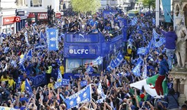Título inédito proporcionou lucro recorde ao Leicester de 19,1 milhões de euros