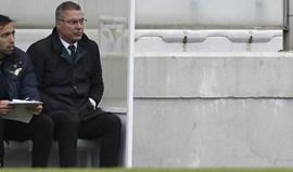 Augusto Inácio chama todo o plantel para a receção ao Boavista