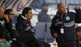 Qatar: Al Sadd de Jesualdo escorrega na liga