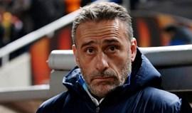 Grécia: Paulo Bento afasta Sá Pinto da Taça