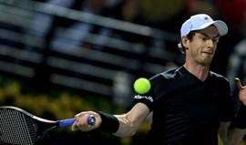 Murray sobrevive a sete 'match points' e avança para as 'meias' no Dubai