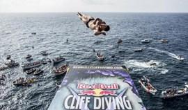 Açores recebem Red Bull Cliff Diving em julho