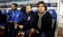 Sá Pinto: «Duas oportunidades, dois golos...»