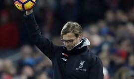 Jürgen Klopp vê polícia gozar com Liverpool
