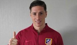 Fernando Torres já deixou o hospital