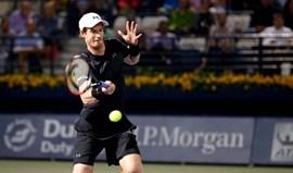Murray apura-se para a final no Dubai