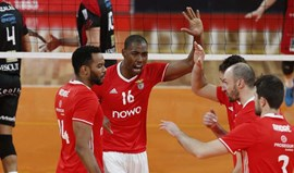 Benfica defronta Castelo da Maia nas 'meias' da Taça
