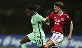 Algarve Cup: Portugal goleado pela Dinamarca no segundo jogo