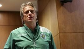 Jorge Jesus: «Conselho de Arbitragem branqueou situação com nota da UEFA... que não aconteceu»