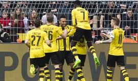 Borussia Dortmund goleia em casa antes de receber o Benfica