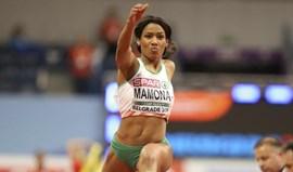 Europeus de pista coberta: Patrícia Mamona medalha de prata no triplo salto