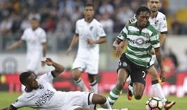 Antevisão do Sporting-V. Guimarães: Segurar os milhões