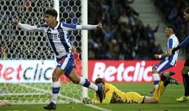 A crónica do FC Porto-Nacional, 7-0: Dragão irredutível