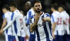 Factos e números do FC Porto-Nacional