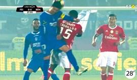 Os casos do Feirense-Benfica