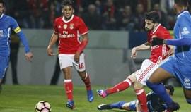 A crónica do Feirense-Benfica, 0-1: Salvar só o essencial