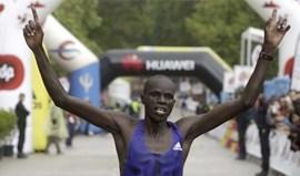 Queniano Ezekiel Chebii vence Maratona do Lago Biwa