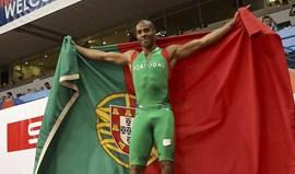 Europeus de pista coberta: Nelson Évora medalha de ouro no triplo salto