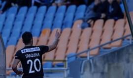 Vizela-Académica, 0-1: Estudantes regressam às vitórias fora cinco meses depois