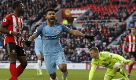 Manchester City regressa ao pódio da Premier League