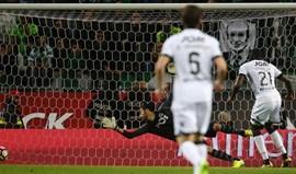 A crónica do Sporting-V. Guimarães, 1-1: 'Vírus Marega' sem antídoto