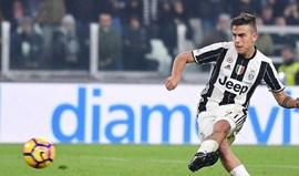 Gattuso vê em Dybala sinais de preocupação