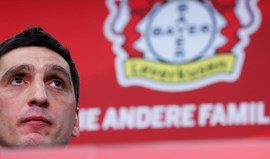 Bayer Leverkusen contrata Tayfun Korkut até final da época
