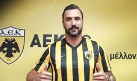 Hugo Almeida: «Quero retribuir com golos o carinho que me têm dado»