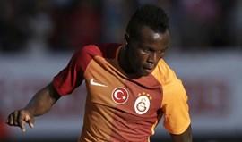 Bruma marca pelo Galatasaray mas acaba por ser expulso