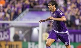 Kaká lesiona-se com gravidade na primeira jornada da MLS