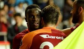 Turquia: Golo de Bruma e assistências de Josué na vitória do Galatasaray
