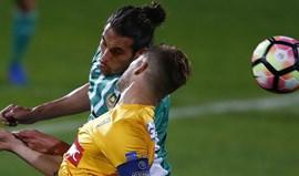Estoril-Rio Ave, 0-2: Canário aflito salvou goleada