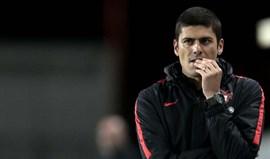 Francisco Neto: «Estamos satisfeitos com a resposta das jogadoras»