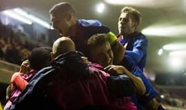 FC Porto falha final four da Youth League