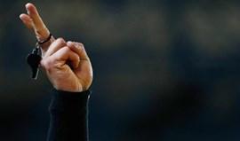 Jogador que agrediu um árbitro condenado a 7 meses de prisão efetiva
