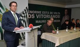 Mauro de Almeida apresenta programa da candidatura