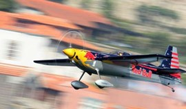 Porto e Gaia acolhem etapa da Red Bull Air Race