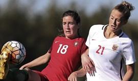 Algarve Cup: Portugal despede-se com derrota frente à Noruega
