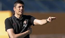 Francisco Neto e a participação na Algarve Cup: «Torneio serviu para a equipa evoluir»