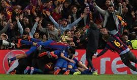 Não acredita em bruxas? O Barcelona-PSG pode fazê-lo mudar de ideias