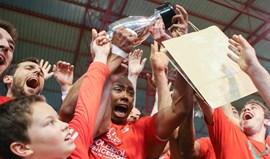 Taça de Portugal: Benfica defende favoritismo à revalidação do troféu