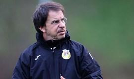 Manuel Machado diz que FC Porto é um monstro mas não tira ambição ao Arouca