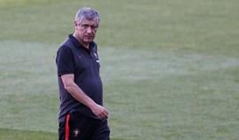 Fernando Santos revela convocados para jogos com Hungria e Suécia na quinta-feira