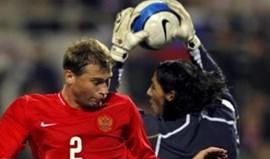 Vasily Berezutsky deixa seleção russa após 101 internacionalizações