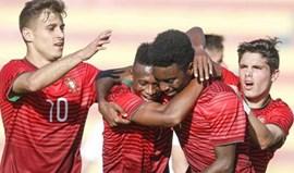 Portugal arranca Ronda de Elite em grande estilo