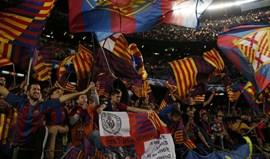 Goleada ao PSG faz disparar o número de pesquisas do clube catalão no 'Google'