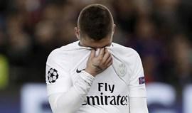 Empresário de Verratti e PSG contestam notícia do 'L'Équipe'