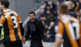 'Match point' para Marco Silva