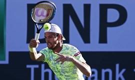 Indian Wells: João Sousa derrotado por Nadal e Tomic em pares