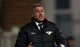 Augusto Inácio: «Se formos só a pensar no pontinho, vamos perder o jogo»
